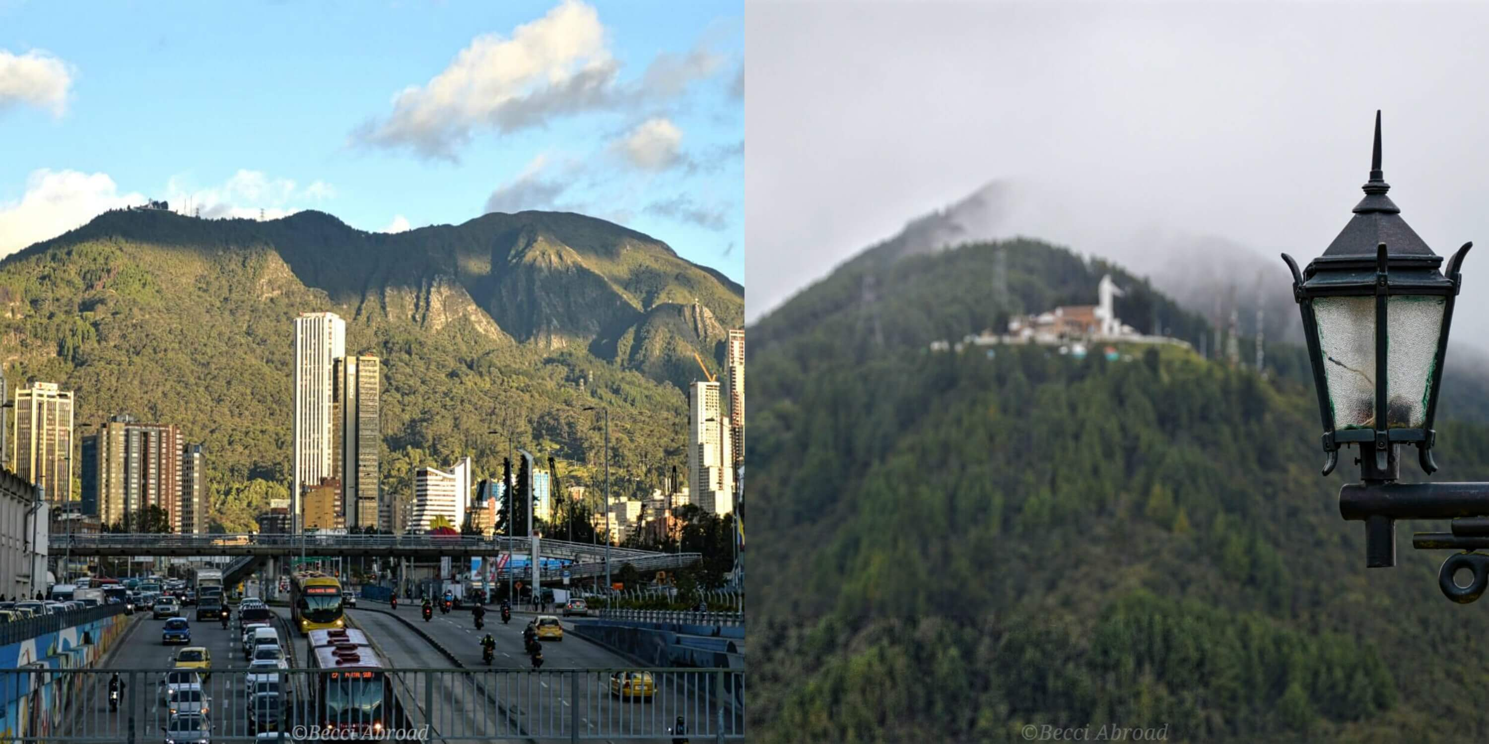 Reasons to visit Bogota (Colombia)