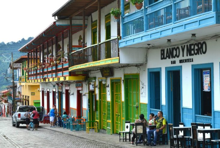 How to get the most out of 24 hours in Jardin, a charming colorful village located in the mountains of the Antioquia province, Colombia - Becci Abroad