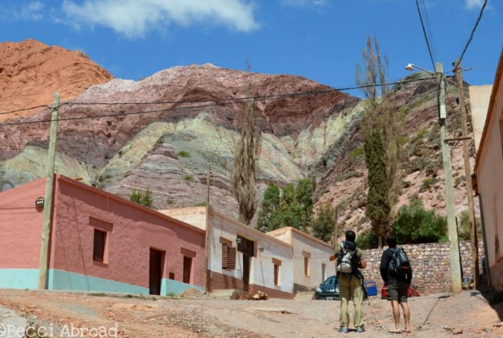 What to do in Purmamarca? Tips on how to get the most out of your stay in the North of Argentina - Becci Abroad