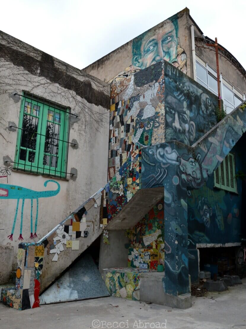 The best places for street art and hidden gems in Tigre (Buenos Aires)