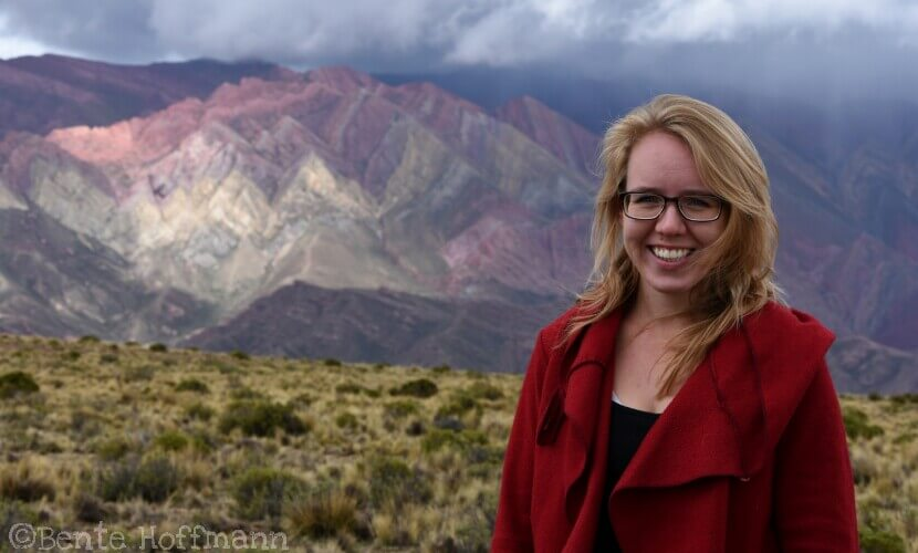 Cerro de Catorce Colores - Mountain of Fourteen colors, Argentina