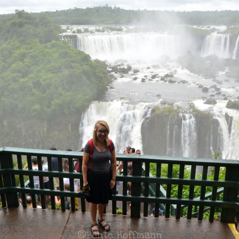 Fun and usually need-to-knows and nice-to-knows facts about the famous Iguazu Falls on the border between Argentina and Brazil