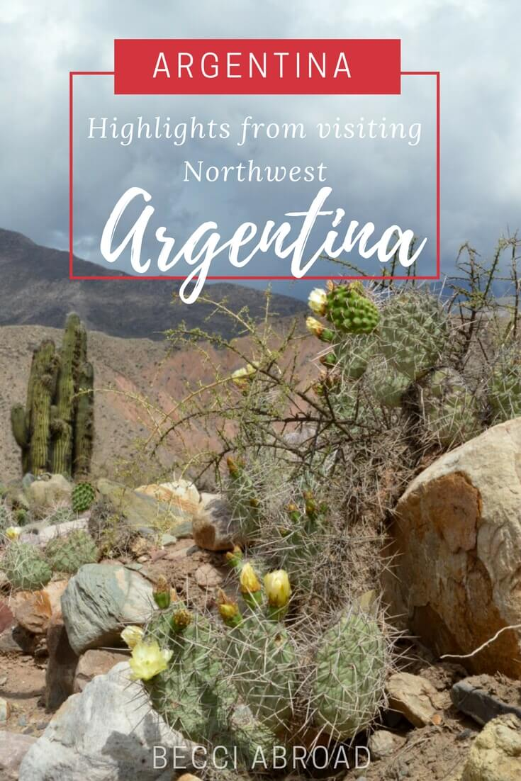 A one-week Itinerary to the Northwestern part of Argentina – Jujuy, Purmamarma, Tilcara and Humahuaca